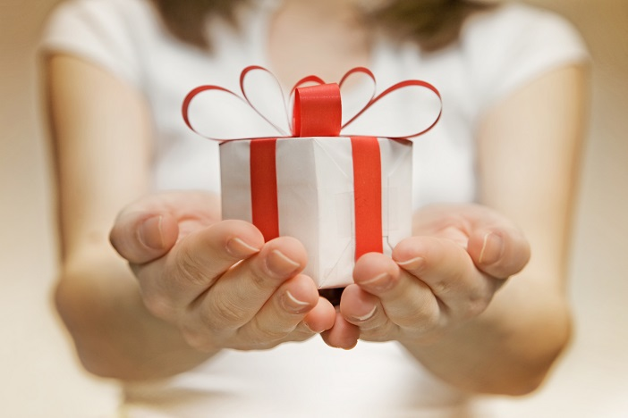 Handing Gift-Disclosure Policy